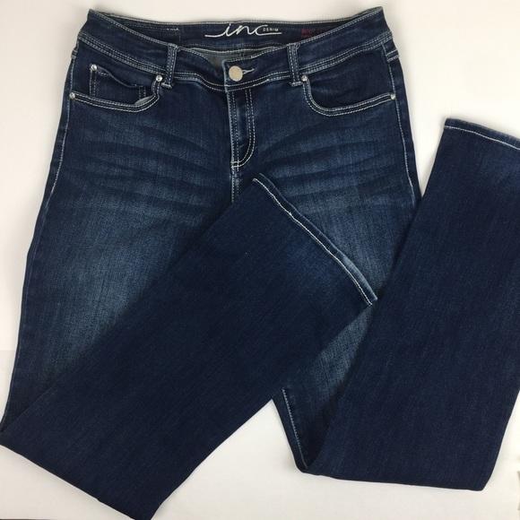 INC International Concepts Denim - Inc Jeans from Macy's - Bootleg Long